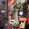ゴールデン街火災の飲食店はどこ?火事の原因は?