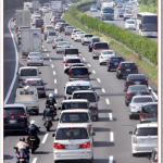 GW高速道路渋滞予測!中国道宝塚トンネル付近の回避方法と西日本のおススメSAはどこ?